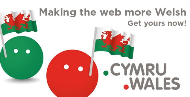 Wales & Cymru Domains