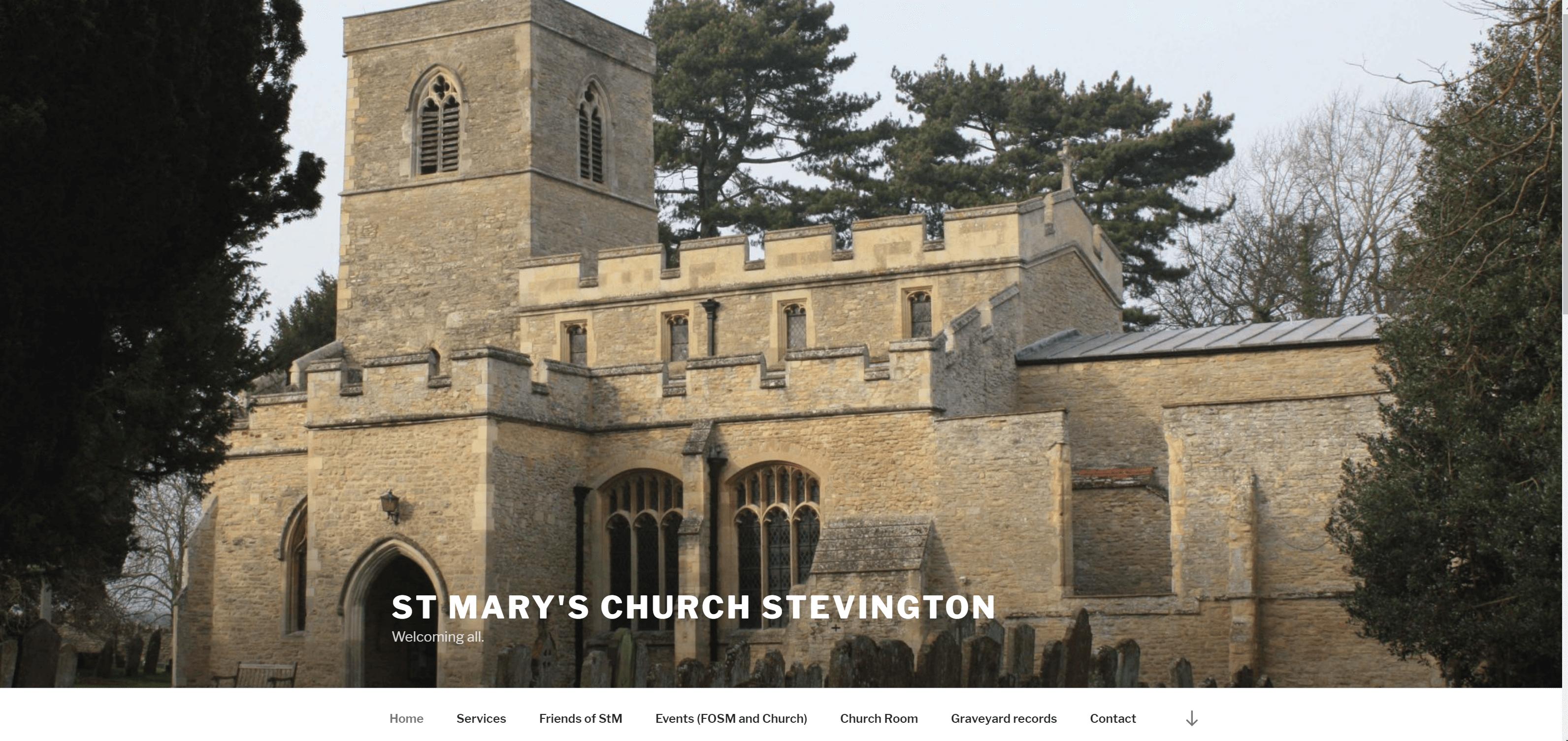 St. Mary's Church in Stevington